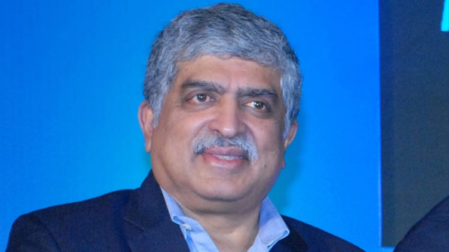 Need data protection law soon: Nandan Nilekani