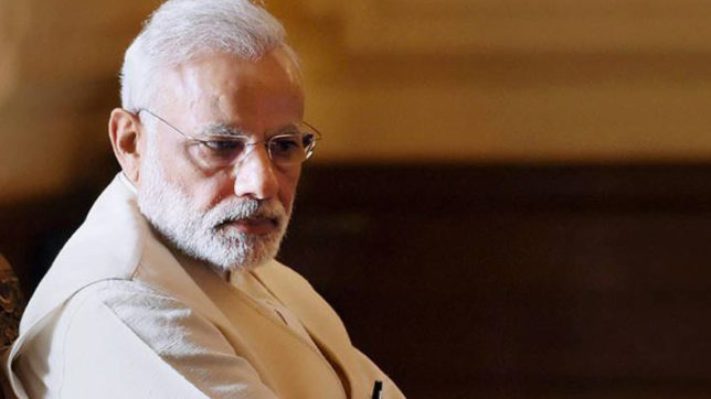 PM Narendra Modi expresses grief over the deaths of Amarnath Yatris in a bus accident