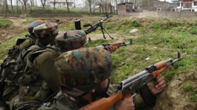 J&K: Indian and Pakistani army trade fire on LoC in Bhimber Gali sector