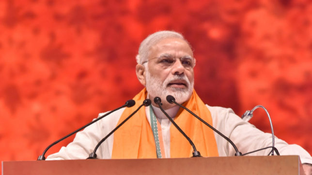 Communal violence in the name of cow can't be tolerated, says PM Modi