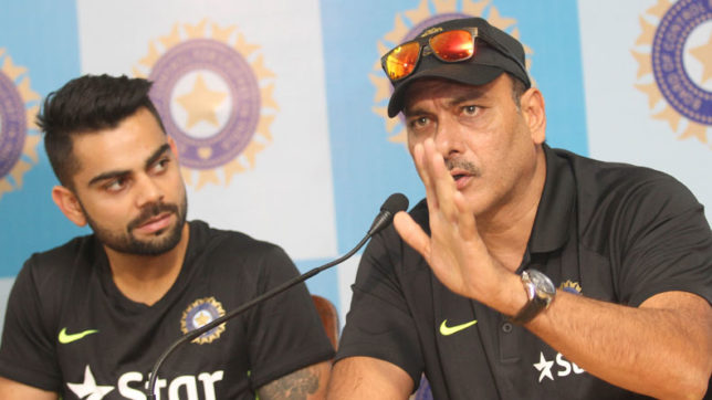 BCCI hails CAC members' contribution in picking coaching staff