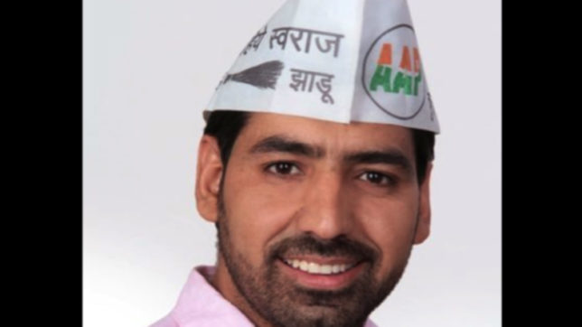 BJP not following rules in civic body: AAP
