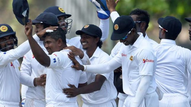 Rangana Herath to captain Sri Lanka in the first Test against India