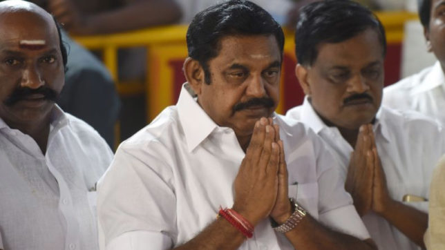 Lanka's move on fishermen's issue a setback to diplomatic efforts: CM Palaniswami