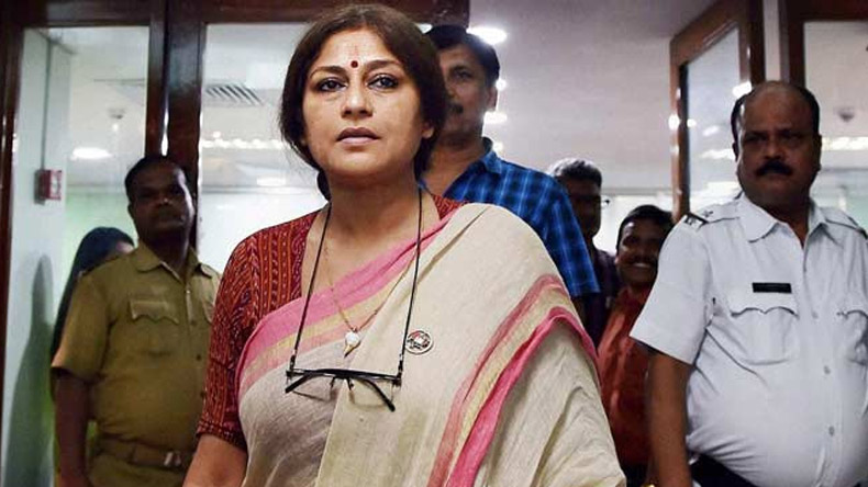 Bengal violence: Roopa Gangulay led BJP delegation stopped from entering Baduria area