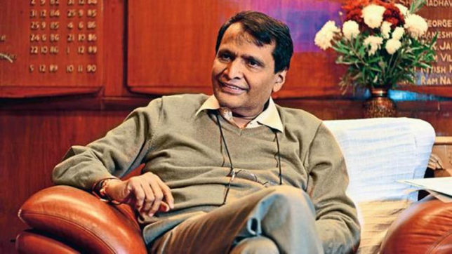 Suresh Prabhu's gift to foreigners and NRIs; extends reservation period to 360 days