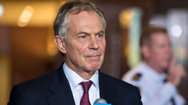 Tony Blair's prosecution over Iraq war blocked by UK High Court