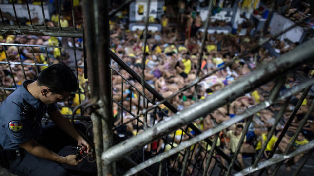 At least 3 inmates killed in Philippines jailbreak