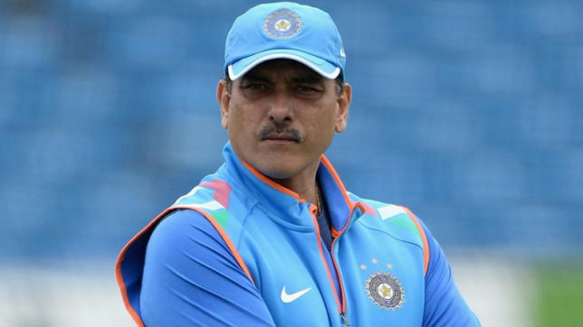 BCCI announces Ravi Shastri as new Team India Head Coach