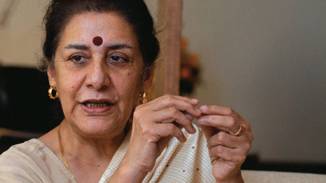 Ambika Soni resigns from Congress party posts