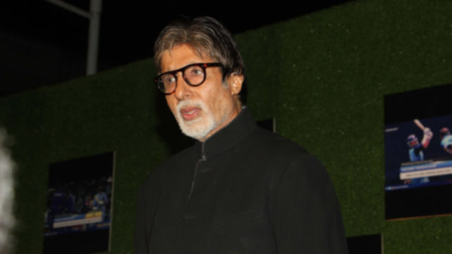 Amitabh Bachchan bats for 'desi' birthday with no cakes and candles
