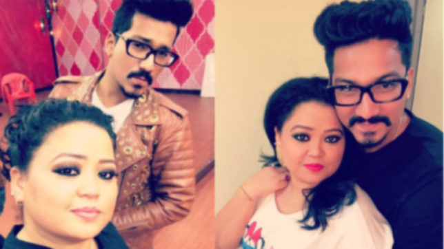 Good news! Bharti Singh and Haarsh Limbachiyaa to get married this year