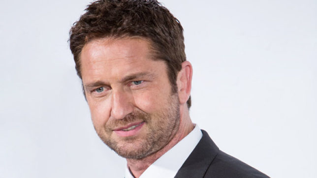 Gerard Butler rejected by young woman over his age