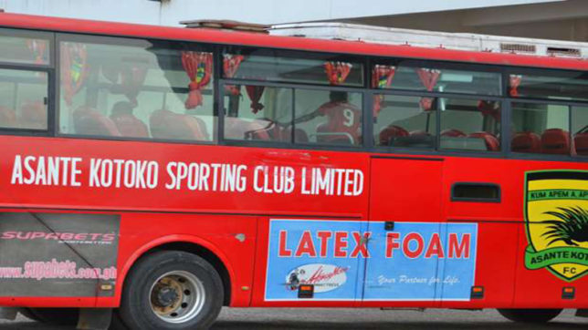 One killed & others injured in Ghana football club bus accident