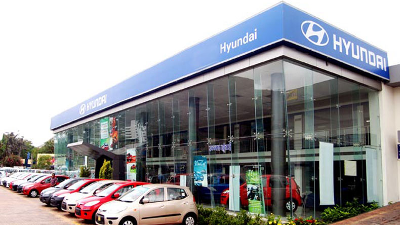 Hyundai's June domestic sales down 5.6%