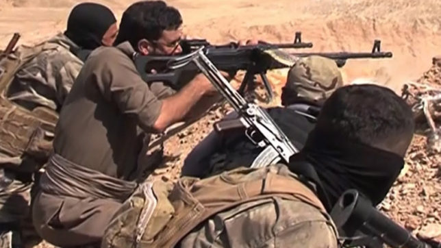 Iraq: 4 civilians and a policeman killed in an IS attack