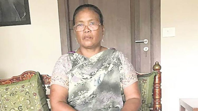 Khasi woman denied entry: Can't accept apology from Delhi Golf Club, says victim