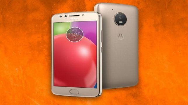 Motorola launches fourth generation 'Moto E' series in India
