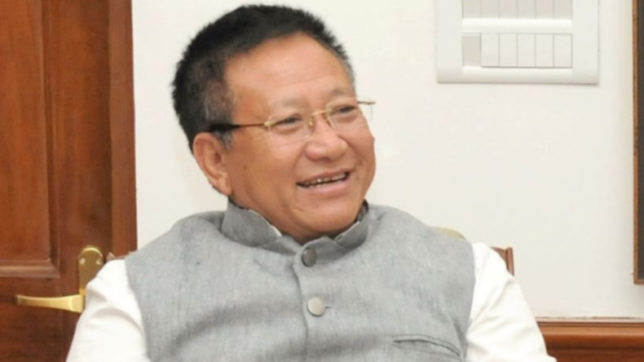 Nagaland Chief Minister TR Zeliang. (File Photo: IANS)