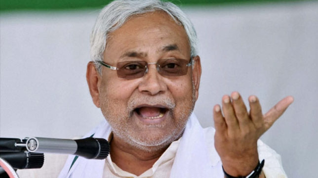 Will give befitting reply to Lalu: Nitish