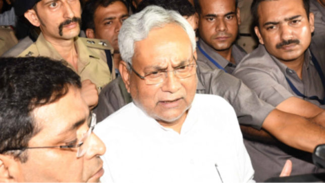 Two petitions in Patna HC against new Nitish government