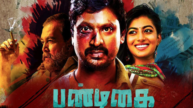 'Pandigai' Review: A Feroz thriller with intricate twists
