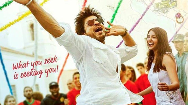 'Harry Met Sejal' trailer to be launched today with SRK joining in from LA