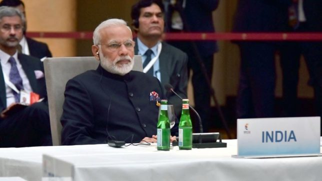 Be forthcoming on climate change, PM Modi urges G20 nations