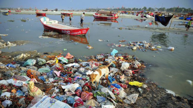 NGT demands to know of steps against Ganga pollution