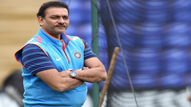 Ravi Shastri hired to take care of after-parties: Twitterati have a field day