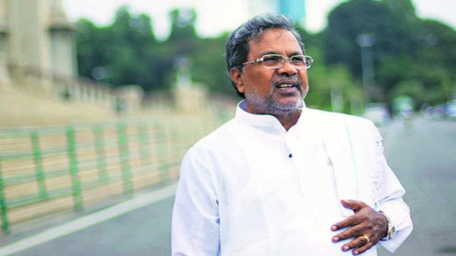 Liquor licensing: Graft charges levelled against Karnataka CM Siddaramaiah