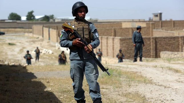 At least 11 militants killed as Afghan police target Taliban hideout