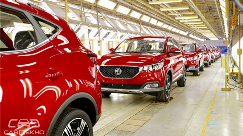 Mg motor to buy chevrolet s gujarat plant newsx for A m motors
