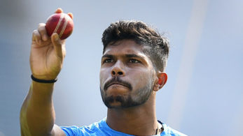 Indian cricketer Umesh Yadav's house was burgled on Monday evening with the thieves taking away Rs 45,000 in cash and two mobile phones.