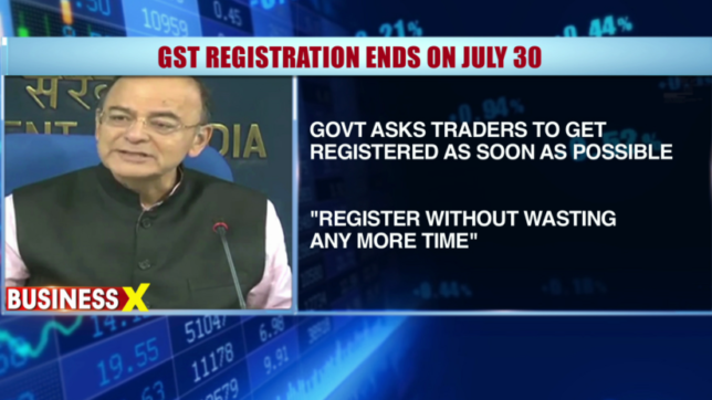 Business Wrap: Govt asks traders to register under GST by July 30; Uber shareholders discuss stock sale to SoftBank & more