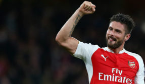 Borussia Dortmund want Olivier Giroud to sanction Aubameyang's move to Arsenal
