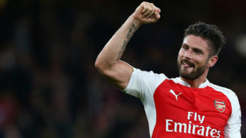 Giroud can be used to make weight for Aubameyang's move to Arsenal