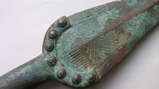 4,000-year-old dagger found in Slovakia