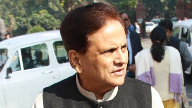 People of Gujarat will give BJP befitting reply in this year's election: Ahmed Patel