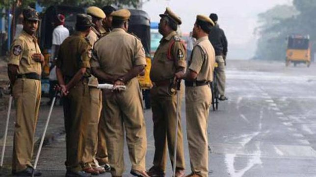 Hyderabad Police search houses of foreigners in city
