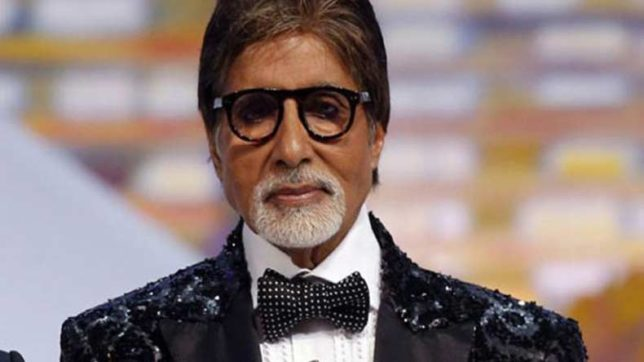 Amitabh Bachchan relives 17 years of 'KBC' association