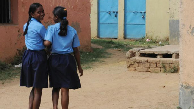 SHAME! Kids in this MP school are forced to study in the toilet