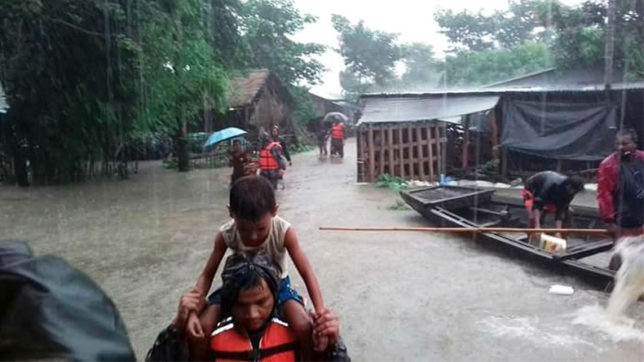 600 tourists stranded by floods in Nepal's Sauraha