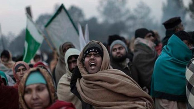 Pro-freedom movement gathers pace in PoK, demand freedom from Pakistan