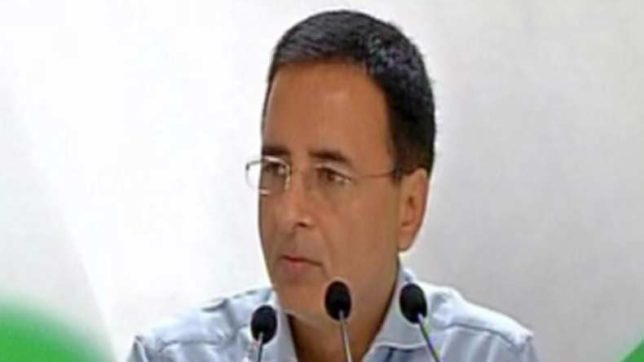 Gujarat Rajya Sabha Elections: Why is BJP bringing army of ministers, asks RS Surjewala