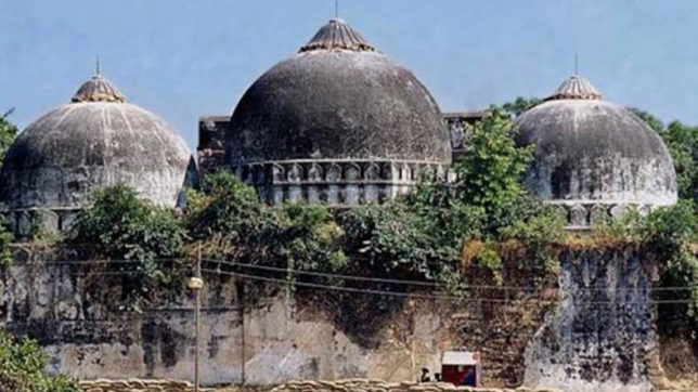 Ayodhya dispute: Ram Temple can be built at disputed site, says Shia Waqf Board in affidavit