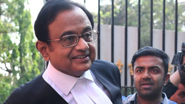 SC ruling on privacy will pave way for relook at Section 377, says P. Chidambaram