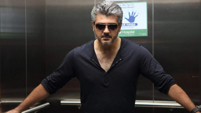 It's official: Ajith rules box office after Rajinikanth!