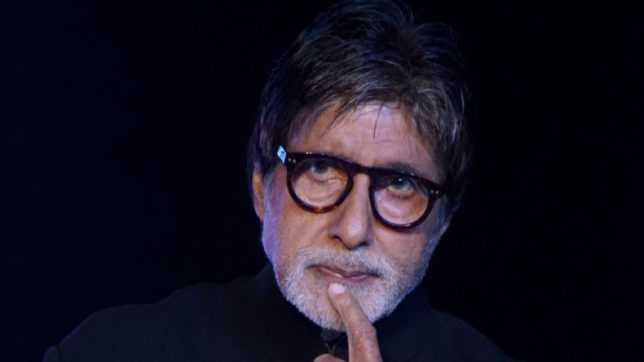 Amitabh Bachchan to play slum soccer founder Vijay Barse in 'Sairat' director's film