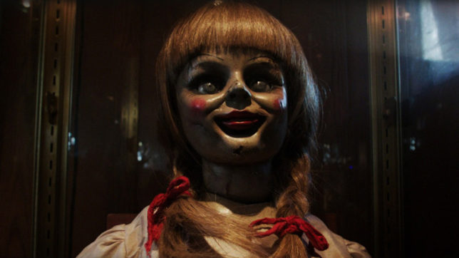 Mystery thriller 'Annabelle: Creation' mints Rs 35 crore in India